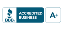 Better Business Burea Accredited A+ Rating
